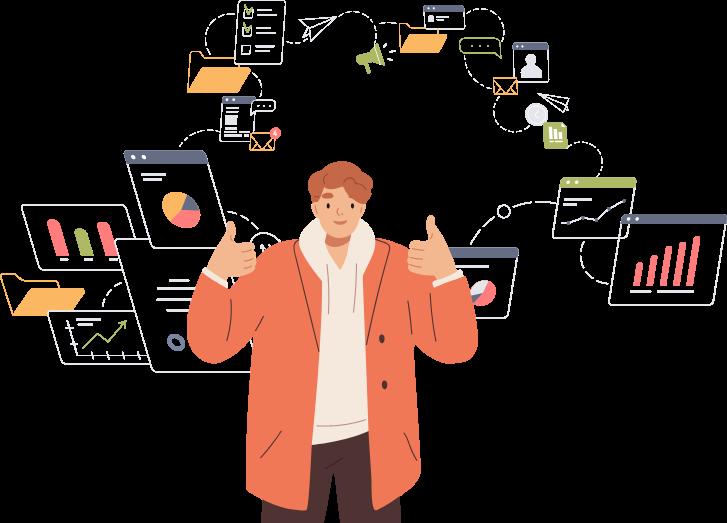 Managing affiliates way more professionally